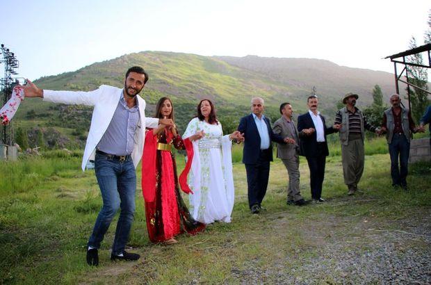Fransa'da düğün Kato Dağı'nda balayı!