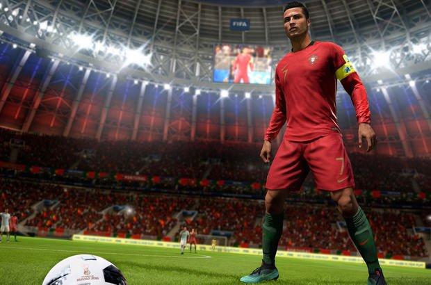 FIFA 18 World Cup EA Sports Dünya Kupası Şampiyonu