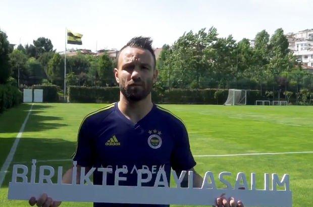 Valbuena'dan Türkiye'ye destek!