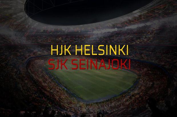 Hjk Helsinki - SJK Seinajoki maç önü