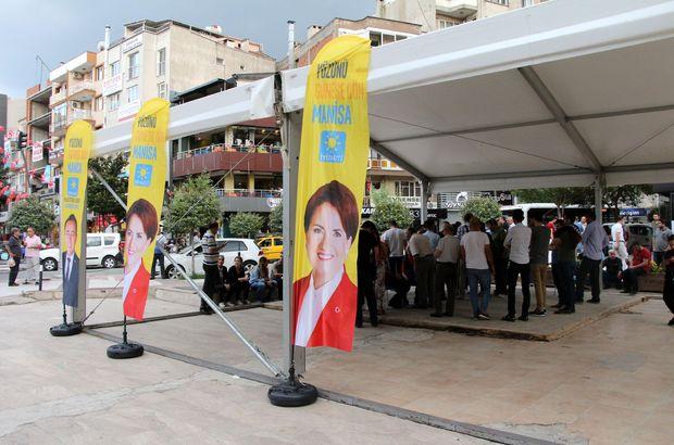 İYİ Parti ilçe yönetimden 34 kişi istifa etti