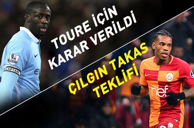 Galatasaray'da transfer gelişmeleri