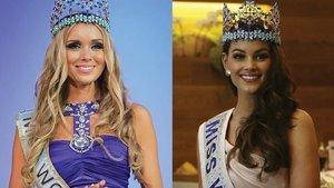 Güzellik kraliçelerinin gerçek hayattaki halleri şaşırttı