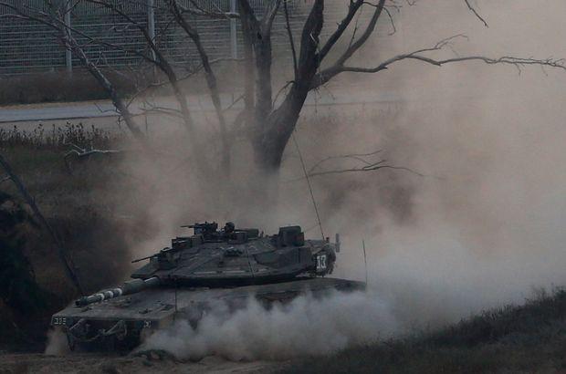 İsrail Gazze'ye harekat başlattı!