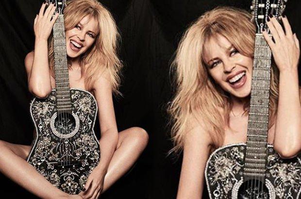 Kylie Minogue: Yeni yıllar başlıyor - Magazin haberleri