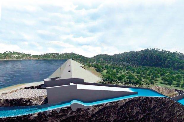 Osmangazi Barajı için geri sayım başladı