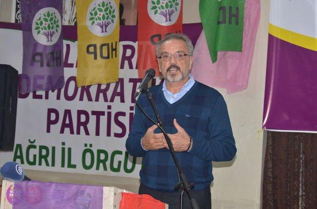 HDP'den Manisa'da değişiklik! Sırrı Sakık aday gösterildi
