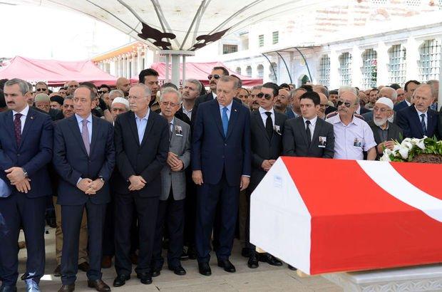 Son Dakika... Samevi Eyice ve Osman Nuri Çataklı'ya son görev