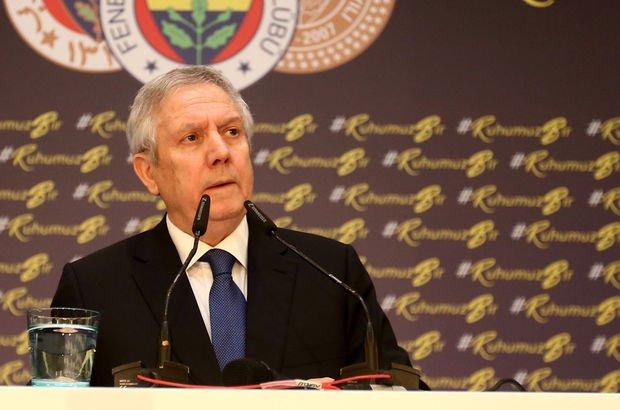 Aziz Yıldırım: Fenerbahçe satılamaz!