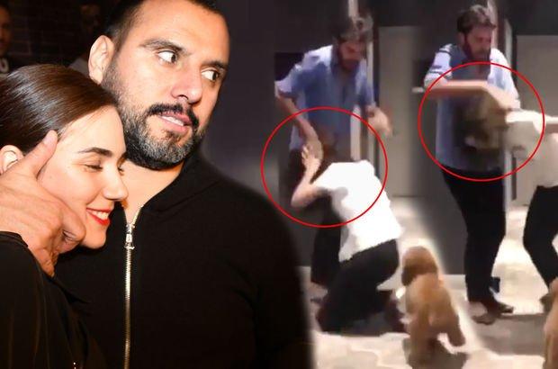 Buse Varol'un görüntüleri sosyal medyayı salladı -  Alişan'ın eşi Buse Varol kim?- Magazin haberleri