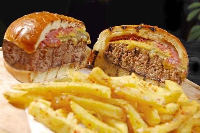 İstanbul'un en iyi hamburgercileri!