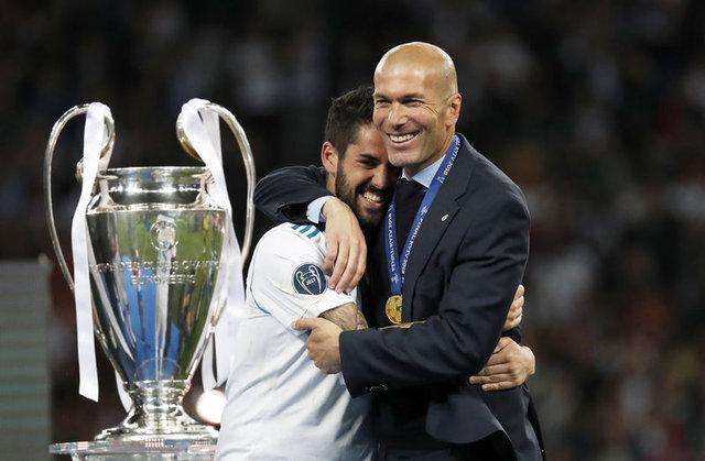 Zidane, Galatasaray'ın kapısından döndü!
