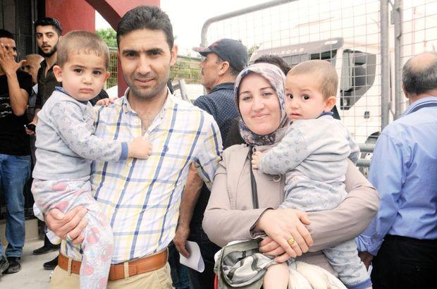 Bayram için Suriye'ye gidenler anlattı: İş yok, güvenlik yok; döneceğiz