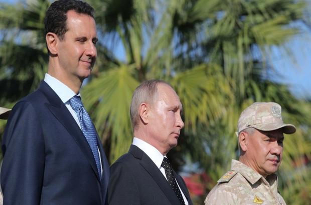 Beşar Esad: Savaşı bir yıl içinde kazanabiliriz