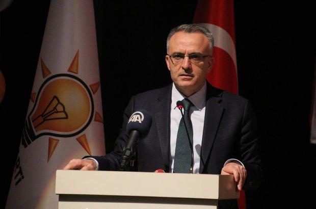 Maliye Bakanı Naci Ağbal'dan emekli ikramiyeleri ile ilgili açıklama