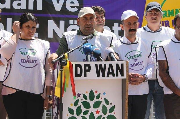 HDP'li milletvekili hakkında fezleke