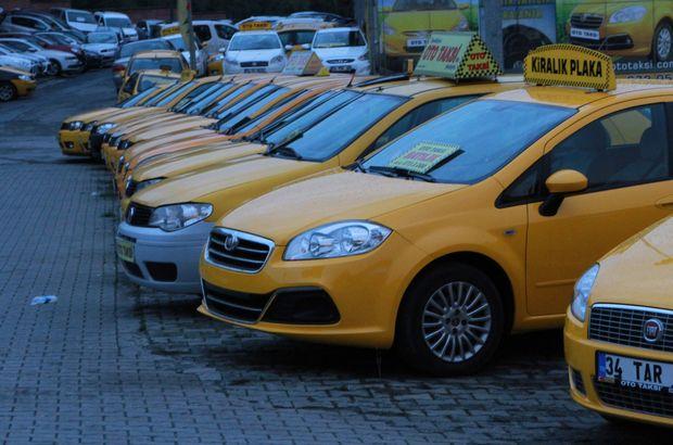 Taksi plakası
