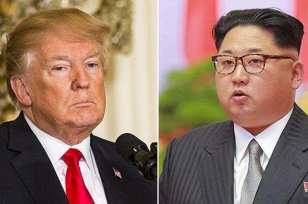 Son dakika! Trump, Kuzey Kore lideri ile Singapur'da bir araya gelecek