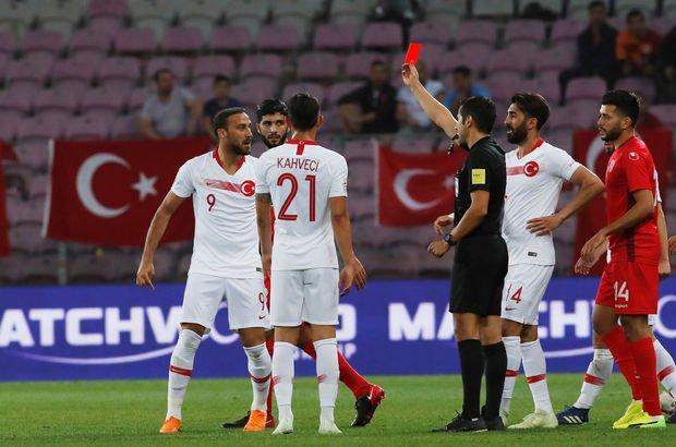 Türkiyə ilə oyundan sonra heyəti açıqladılar