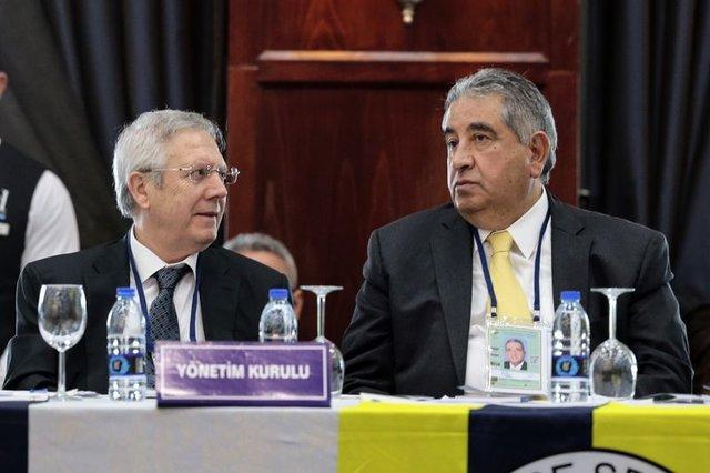 Ali Koç ve Aziz Yıldırım'ın yönetim kurulu listeleri belli oldu (Fenerbahçe başkanlık seçimi)