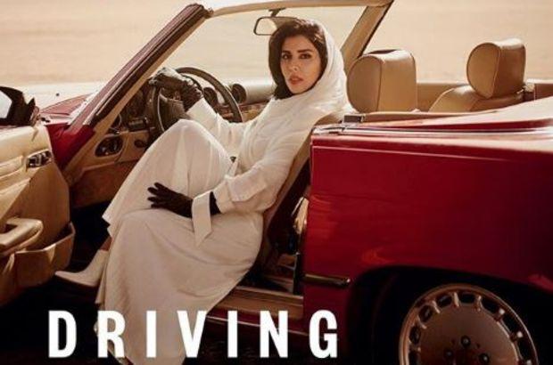 Suudi prensesin pozuna tepki yağdı!