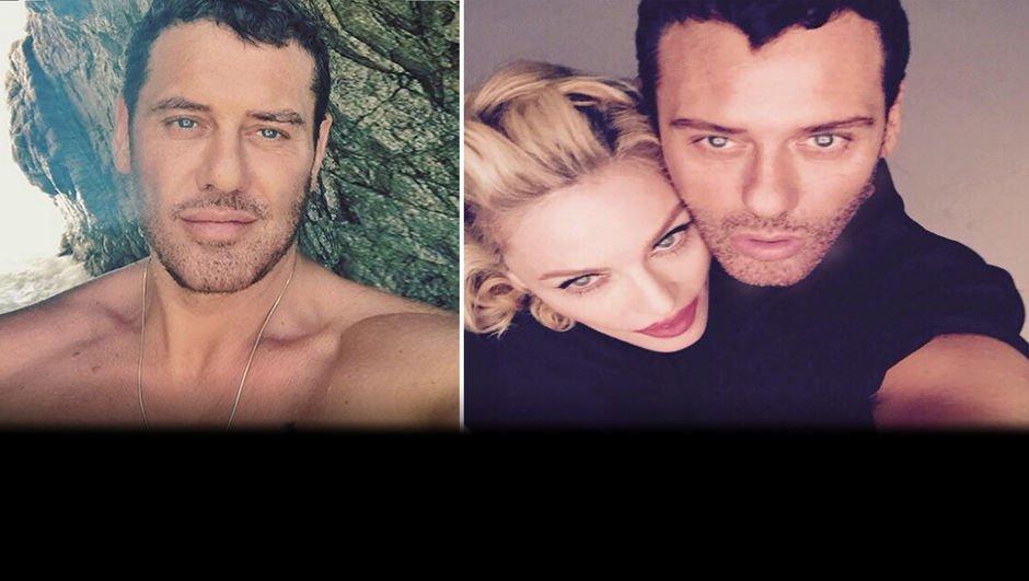 """""""İlk çekiminde Madonna'ya iğne batırdım"""""""