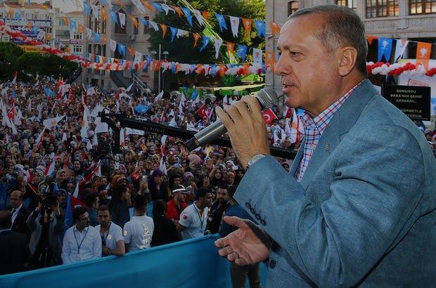 Erdoğan'dan İnce'ye İmam Hatip ve başörtüsü çıkışı