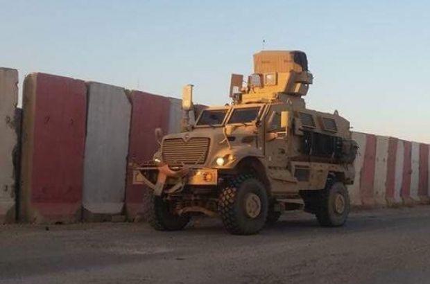 Musul'da Suriye sınırını izleme amaçlı ABD üssü iddiası