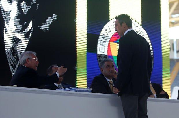 Fenerbahçe Ali Koç Aziz Yıldırım