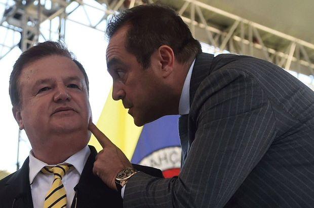 Fenerbahçe'deki tarihi seçimde gerginlikler!