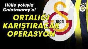 Galatasaray Fenerbahçeli oyuncuyu hülleyle transfer etmek istiyor