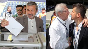 Fenerbahçe'nin kongresinden öne çıkan kareler! Yeni başkan Ali Koç!