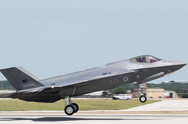 F-35'lerin ana üreticisi Lockheed Martin'den Türkiye'ye mektup