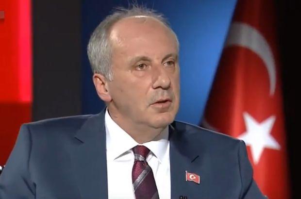 Muharrem İnce TRT'nin on dakikalık konuşmasını reddetti