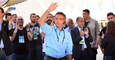 Fenerbahçe taraftarı sevinçten çılgına döndü: Ali Koç artık Başkan