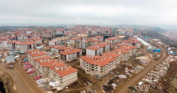 TOKİ 'den Gaziantep'e 10 milyar TL'lik şehir