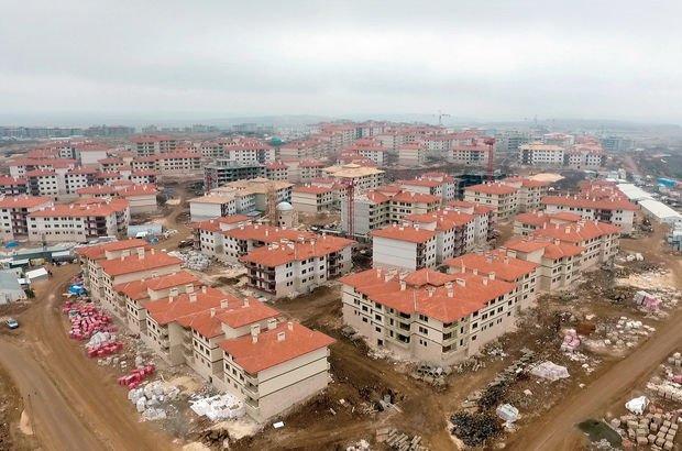 TOKİ'den Gaziantep'e 10 milyar TL'lik yatırım