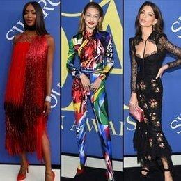 CFDA Moda Ödülleri sahiplerini buldu