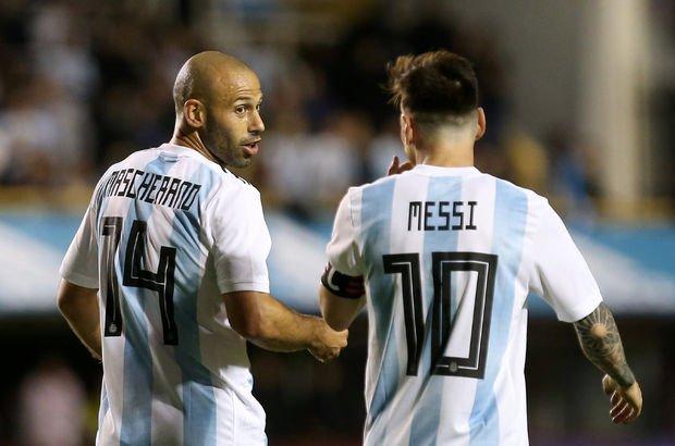 Arjantin milli takımı İsrail kararını açıkladı!