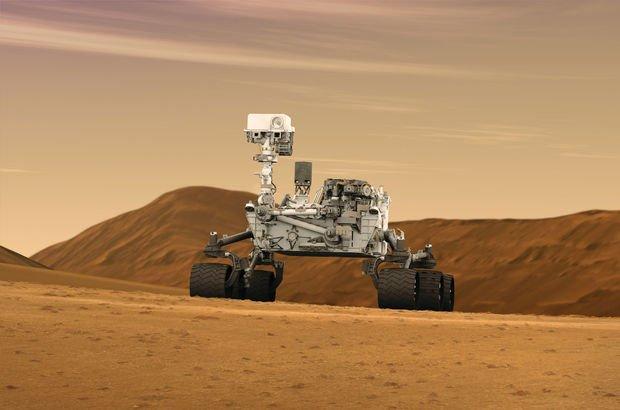 mars nasa kızıl gezegen