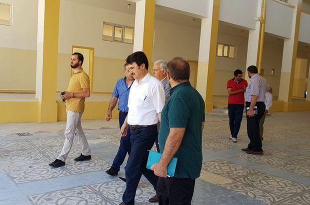 Harran Üniversitesi'nden Suriye'ye fakülte!