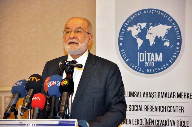 Son dakika: Karamollaoğlu: Kürt sorunu 4 devleti ilgilendiren derinlikte