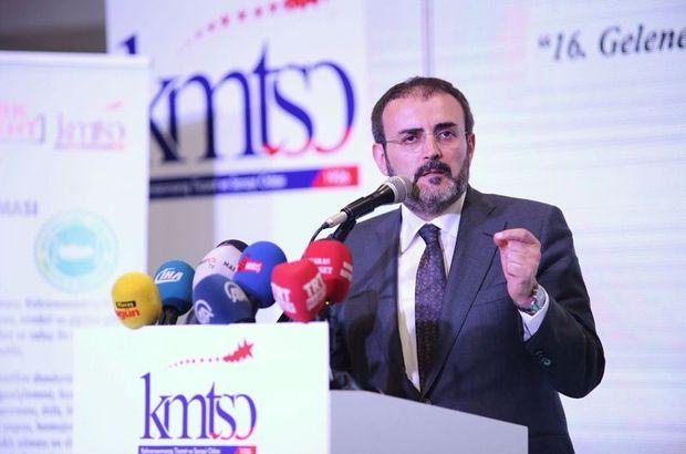 AK Partili Ünal: Ordumuz Kandil'e doğru ilerliyor