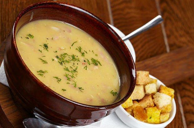 Kremalı tavuk çorbası tarifi: Evde kremalı tavuk çorbası nasıl yapılır?