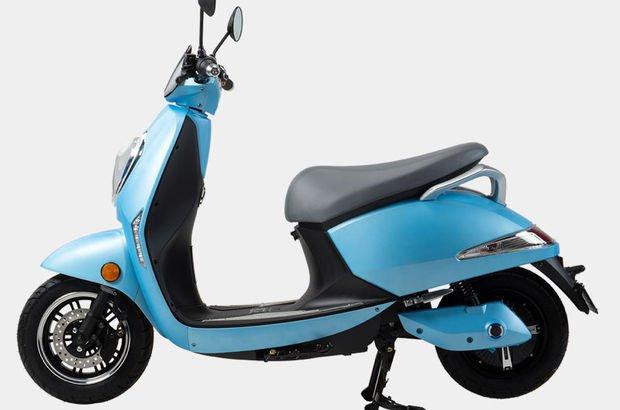 Teknolojinin dokunduğu elektrikli scooter'la düşük maliyetle ulaşım