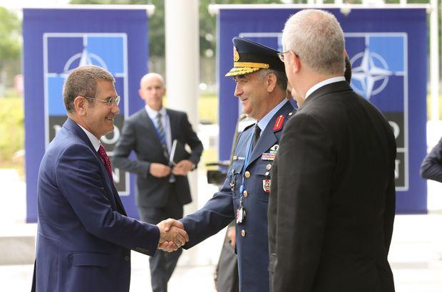 Canikli'den Brüksel'de NATO Daimi Temsilciliğine ziyaret