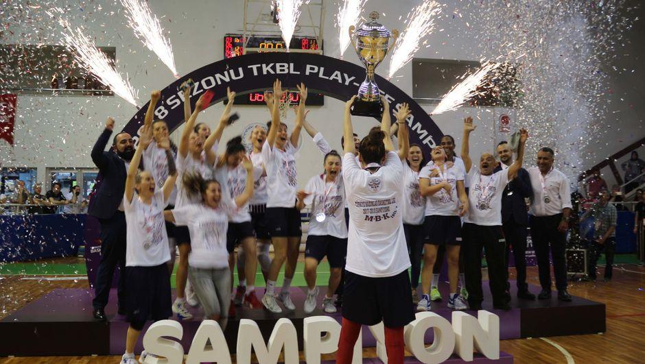 Mersin Basketbol, Süper Lig'de