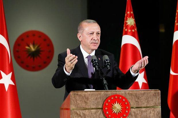 Erdoğan: Kazandırdığımız eserler berat belgelerimizdir