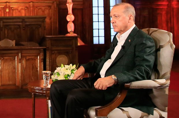 Cumhurbaşkanı Erdoğan