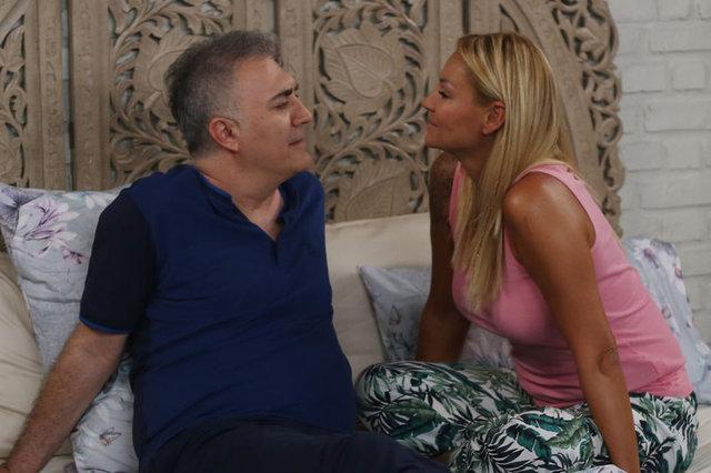 Tamer Karadağlı: Karım değil mi kardeşim öperim! Pınar Altuğ ile öpüşmüştü - Magazin haberleri